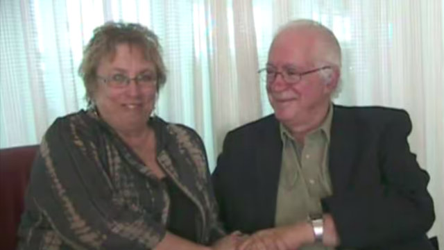 Patricia and Bob