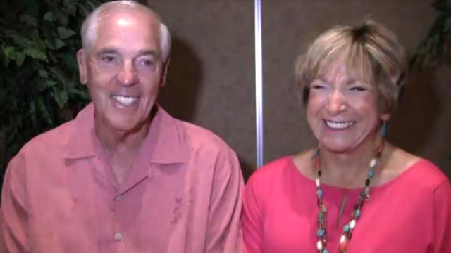 Paul and Peggy: Dealing Gracefully with Step Parenting, Cancer, and Unemployment