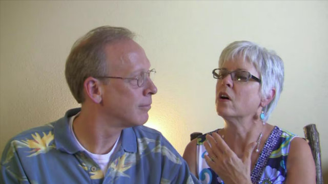 Greg and Priscilla