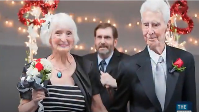 The Oldest Couple Ever to be Married